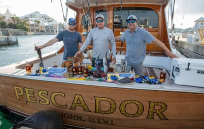 Team Pescador's Consistency Outlasts the Competition to Win 2021 Bermuda Triple Crown Billfish Championship